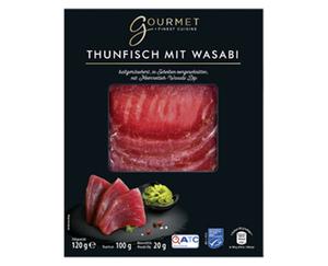 GOURMET Thunfisch mit Wasabi