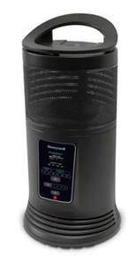 Keramikschnellheizer HZ445E stufenlos regelbar 1200 bis 1800 Watt Honeywell