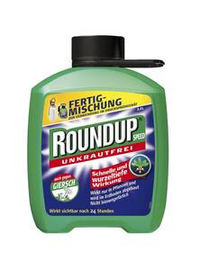 Roundup Speed Fertigmischung 2,5 Liter Roundup