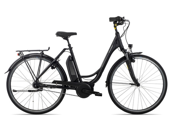 Raleigh Cardiff 7 R LB 500 2020 | 52 cm | schwarz matt
