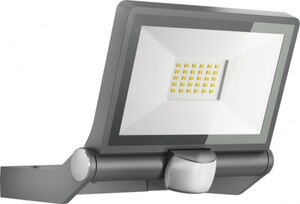 Steinel LED Strahler XLED ONE SENSOR ,  anthrazit