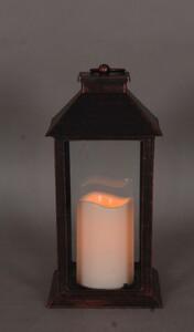 TrendLine LED Laterne ,  schwarz