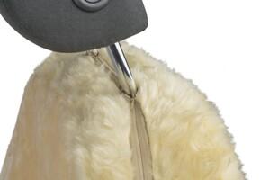 Walser Autositzbezug Nineve ,  Zipp-It, beige, 1 teilig