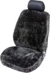 Walser Autositzbezug Nineve ,  Zipp-It, schwarz, 1 teilig