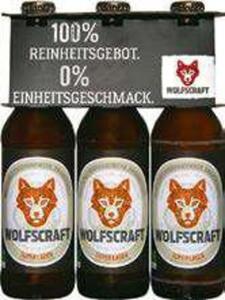 Wolfscraft Bio-Bier