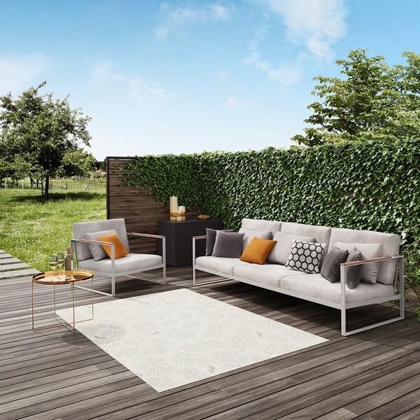 home24 In-/Outdoorteppich Essinza IV
