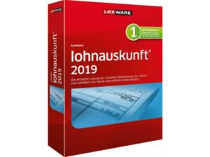LOHNAUSKUNFT 2019 JAHRESVERSION (365-TAGE)