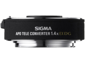 SIGMA  1,4 X EX Konverter Canon