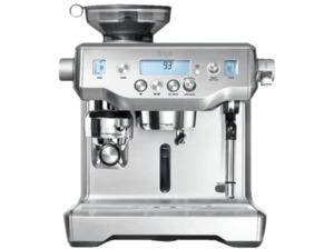 SAGE SES980BSS4EEU1 the Oracle Espressomaschine