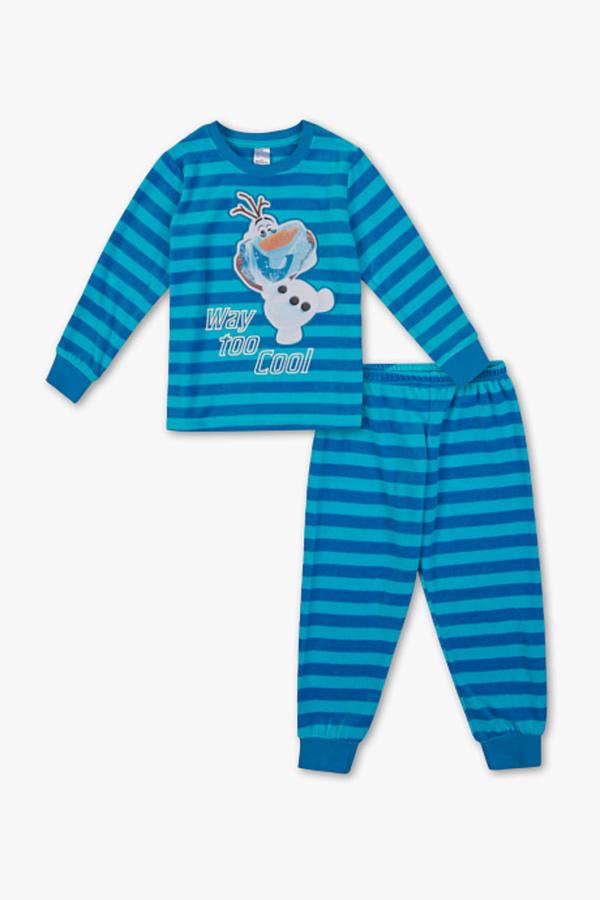 Die Eiskönigin - Pyjama - 2 teilig - gestreift