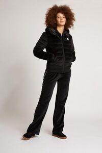 Kappa Authentic Ambac Velour - Damen Jackets