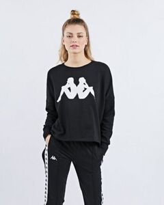 Kappa Authentic Bamazy - Damen Sweatshirts