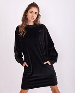 Kappa Authentic Azar Velour - Damen Kleider