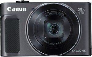 PowerShot SX620 HS Digitalkamera schwarz