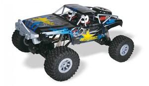 Double Bridge Crawler RC Auto