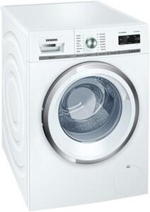 WM14W490 Stand-Waschmaschine-Frontlader weiß / A+++