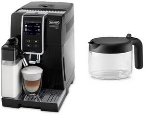 ECAM 370.85 Set Kaffee-Vollautomat bestehend aus ECAM 370.85.B + DLSC021 schwarz
