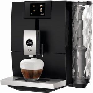 ENA 8 Touch (Modell 2019) Kaffee-Vollautomat Full Metropolitan Black
