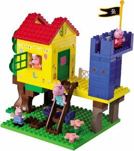 PlayBIG Bloxx Peppa Treehouse