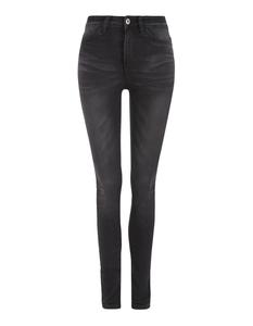 Damen Highwaist Skinny Fit Jeans