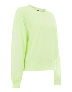 Damen Sweatshirt mit überschnittenen Schultern