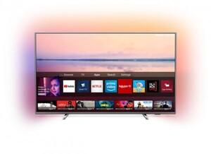 Philips LED TV 50PUS6754 ,  126 cm (50 Zoll), 4K Ultra HD, Smart TV, HbbTV