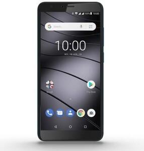 Gigaset Smartphone GS100 ,  8GB, blau