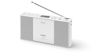 Sony Radio ZSPE60W ,  CD, USB, MP3