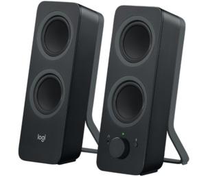 Logitech Z207 Bluetooth PC-Lautsprecher, schwarz