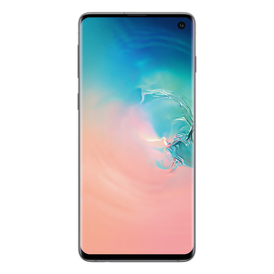 "Samsung Galaxy S10 128 GB Prism White [15,51cm (6,1"") OLED Display, Android 9.0, 12+16+12MP Triple Hauptkamera]"