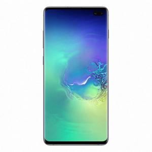"Samsung Galaxy S10+ 128 GB Prism Green EU [16,35cm (6,4"") OLED Display, Android 9.0, 12+16+12MP Triple Hauptkamera]"