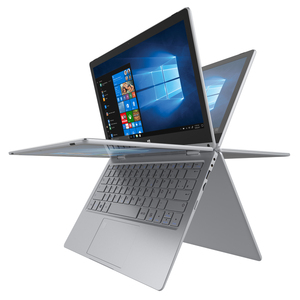 "TREKSTOR PRIMEBOOK C11 B-CO silber 11,6"" Full HD IPS Touch, Intel Celeron N3350, Windows 10 S, inkl. Office 365 Personal [1 Jahr]"