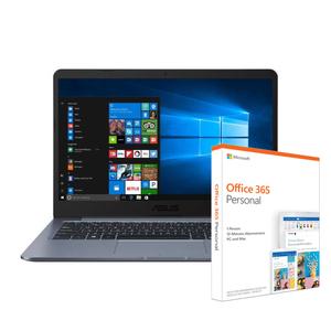"ASUS L406MA-EK158TS / 14"" HD / Intel Celeron N4000 / 4GB RAM / 64GB EMMC / Windows 10 S"