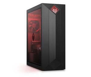 OMEN by HP Desktop PC 875-1025ng Intel i7-9700K, 16GB RAM, 256GB SSD + 1TB HDD, NVIDIA RTX 2070 SUPER, Win10