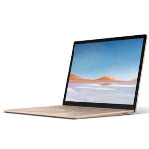 "Microsoft Surface Laptop 3 13"" 256GB mit Intel i5 & 8GB RAM - sandstone"