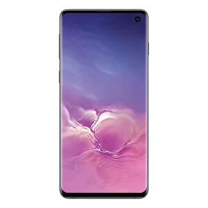 "Samsung Galaxy S10 128 GB Prism Black EU [15,51cm (6,1"") OLED Display, Android 9.0, 12+16+12MP Triple Hauptkamera]"