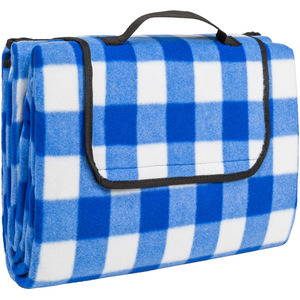 Picknickdecke 200x150cm blau