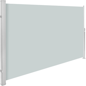 Aluminium Seitenmarkise grau 200 x 300 cm