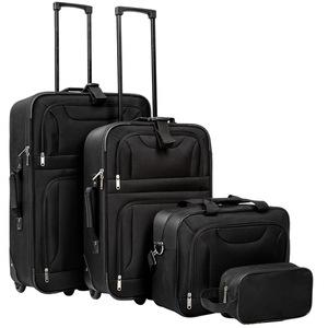 Reisekoffer- und Taschen-Set 4-tlg.