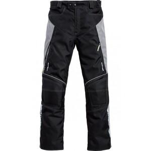 Road            Sommertour Textil Hose 1.0 schwarz/grau