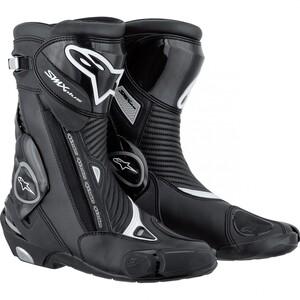 Alpinestars S-MX Plus Stiefel Motorradstiefel schwarz Herren Größe 43