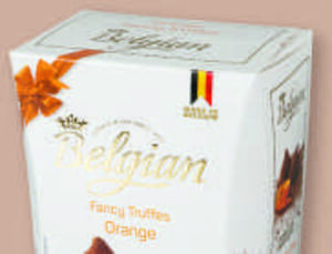 Kakao-Trüffelpralinen