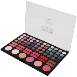 Qentissi Exklusive Make-up-Palette