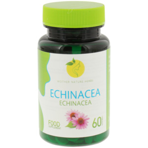 Mother Nature Herbs Echinacea