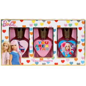 Barbie Eau de Toilette Geschenkset