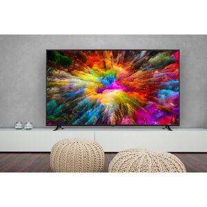 MEDION LIFE® X17528, Smart-TV, 189,3 cm (75'') Ultra-HD, DTS Sound, WCG, HDR, Wlan, Netflix