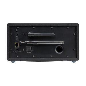 "MEDION LIFE® P85295 Stereo Internet Radio mit WLAN, großes 8,1 cm (3,2"") TFT-Display, DAB+ & UKW, Spotify®-Connect, DLNA, USB, LAN, 2 x 7,5 W + 1 x 15 W RMS"