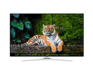 JVC LT-43V87LUA UHD TV (Flat, 43 Zoll/108 cm, UHD 4K, SMART TV)