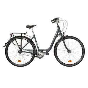 City Bike 28 Zoll Elops 900 LF Damen grau