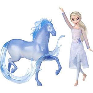 """Hasbro Spielfiguren Set Elsa und Nokk """"Disney die Eiskönigin 2"""""""